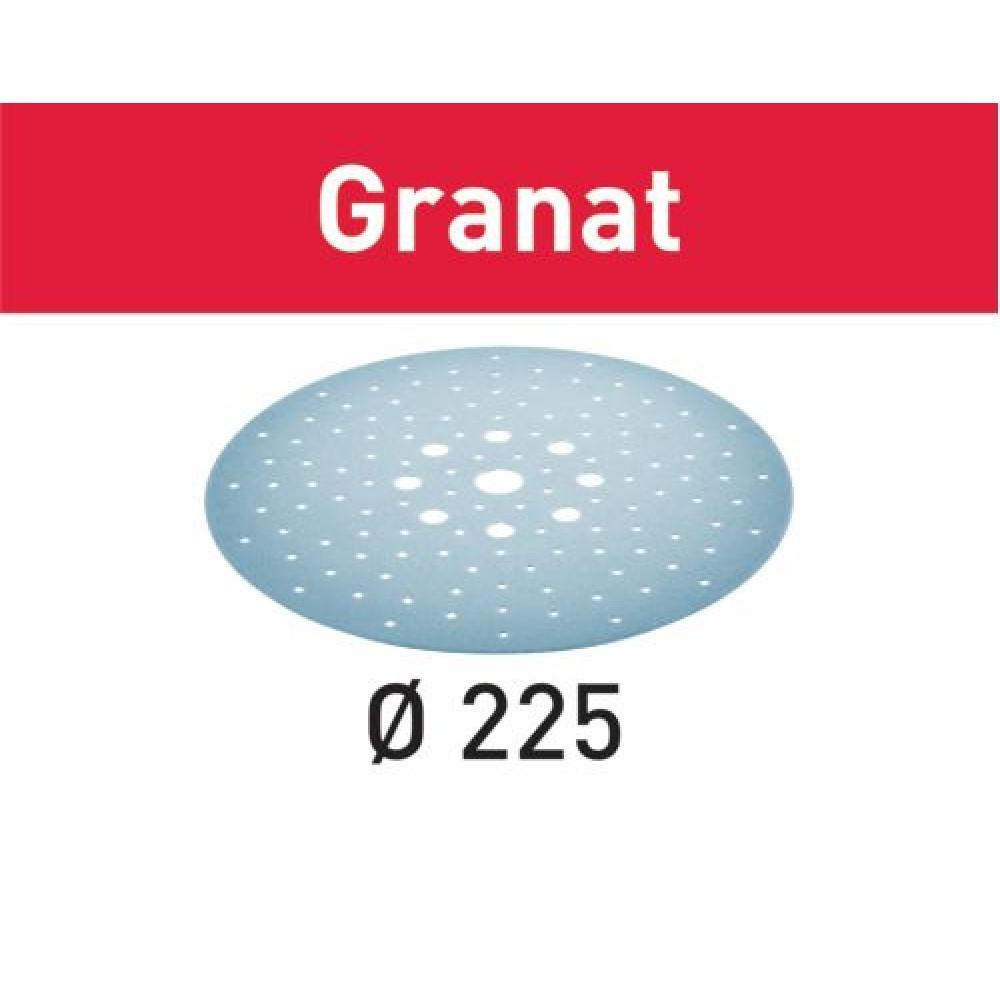 Festool Шліфувальні кола STF D225 / 8 P240 GR / 25 Granat