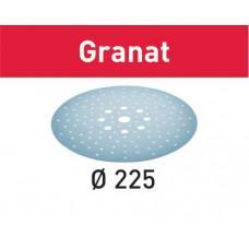 Festool Шліфувальні кола STF D225 / 8 P100 GR / 25 Granat